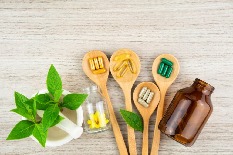 Health With Natural Supplements
